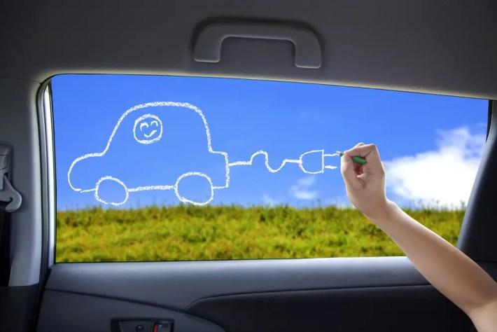 coche eléctrico - Préstamo EcoAuto para Vehículos Ecológicos