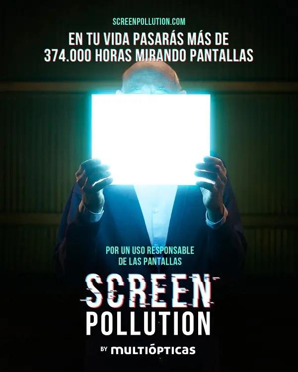 ScreenPollution - Demasiadas pantallas, demasiadas horas...