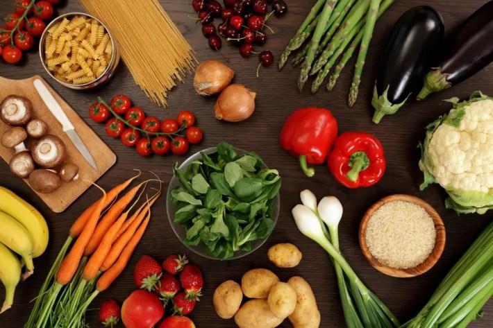 comida saludable contra la fatiga