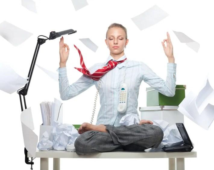 como combatir el estres - 4 formas de manejar el estrés como autónomo