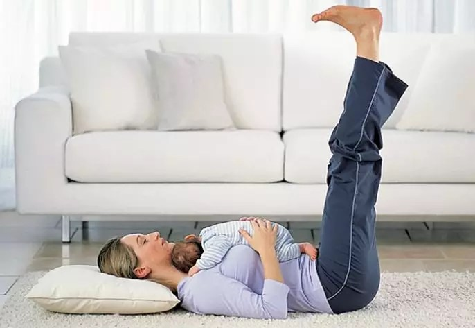 Disfunción del suelo pélvico después del embarazo y el parto