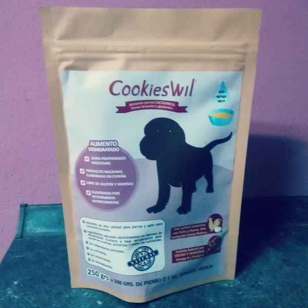 cookieswil alimento natural para perros y cachorros