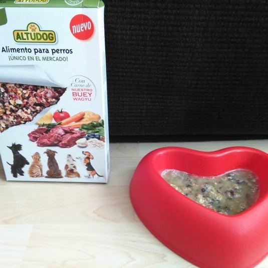 Altudog, comida para perros natural