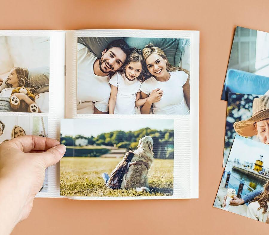 impresión de fotos de tu perro
