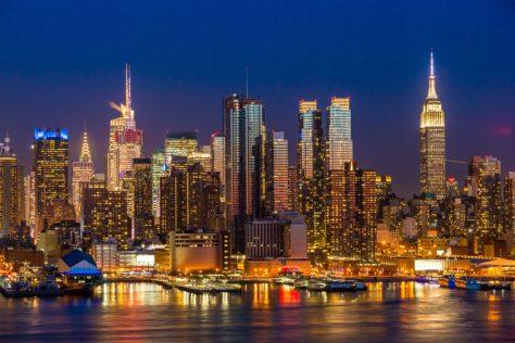 Dormir en Nueva York