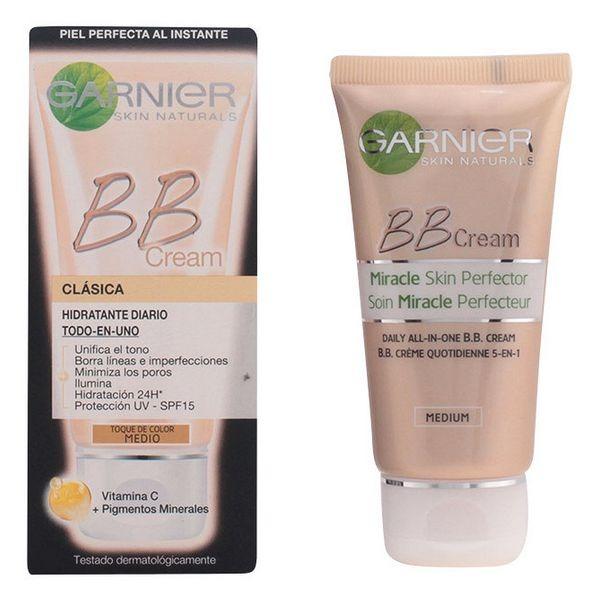 BB cream maquillaje
