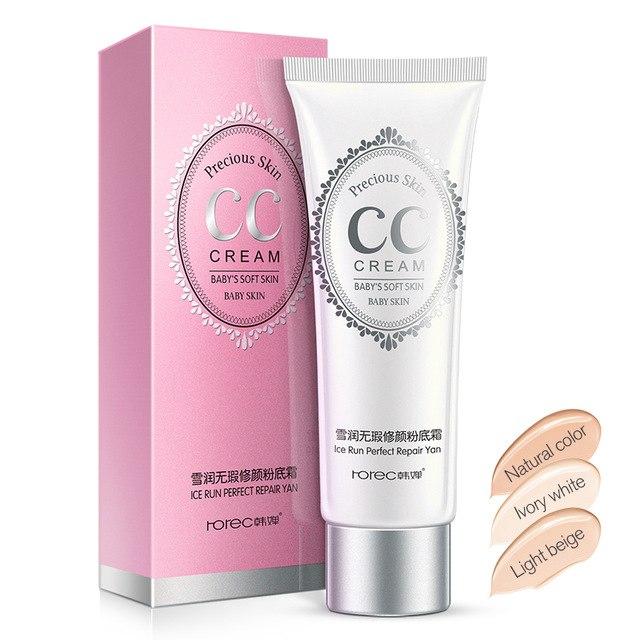 Base de maquillaje CC