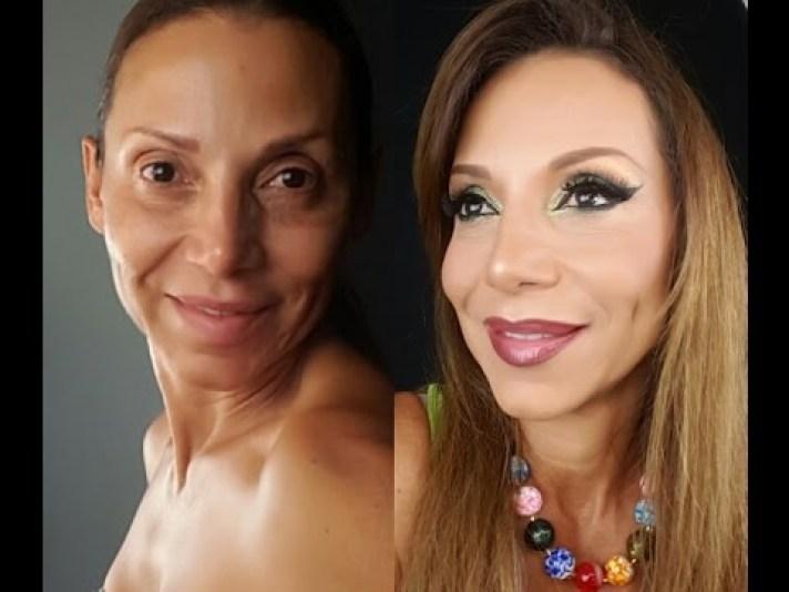 Maquillaje para una mujer madura