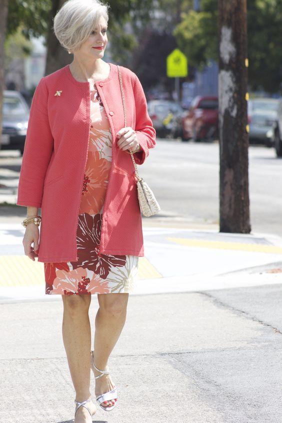 Moda, tendencia invernal para mujeres maduras