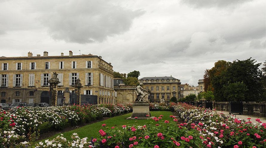Jardin Público de Bordeux