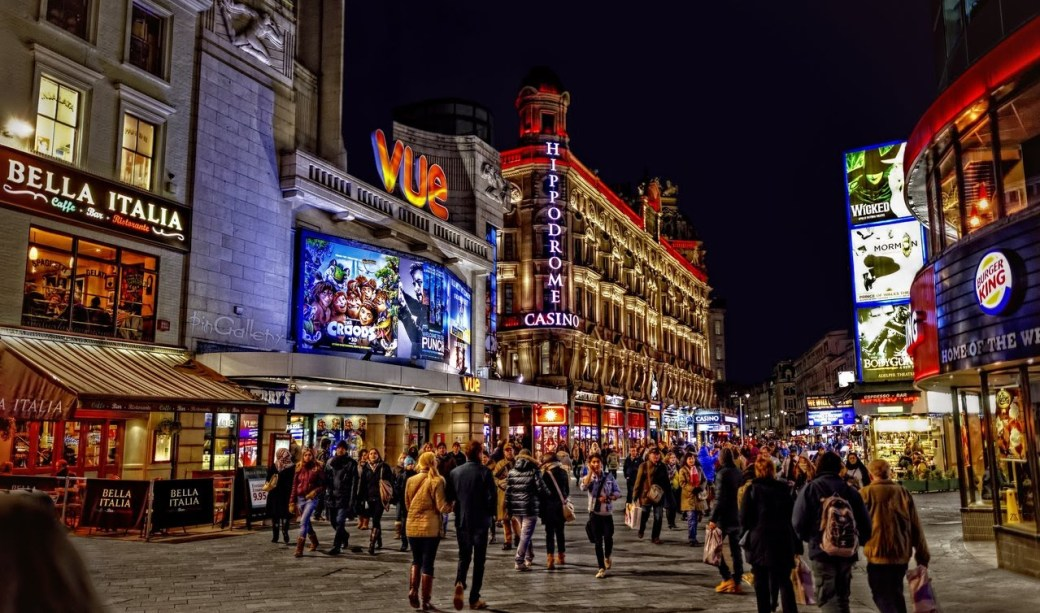 Leicester Square, Londres