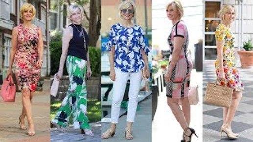 outfit para mujeres maduras