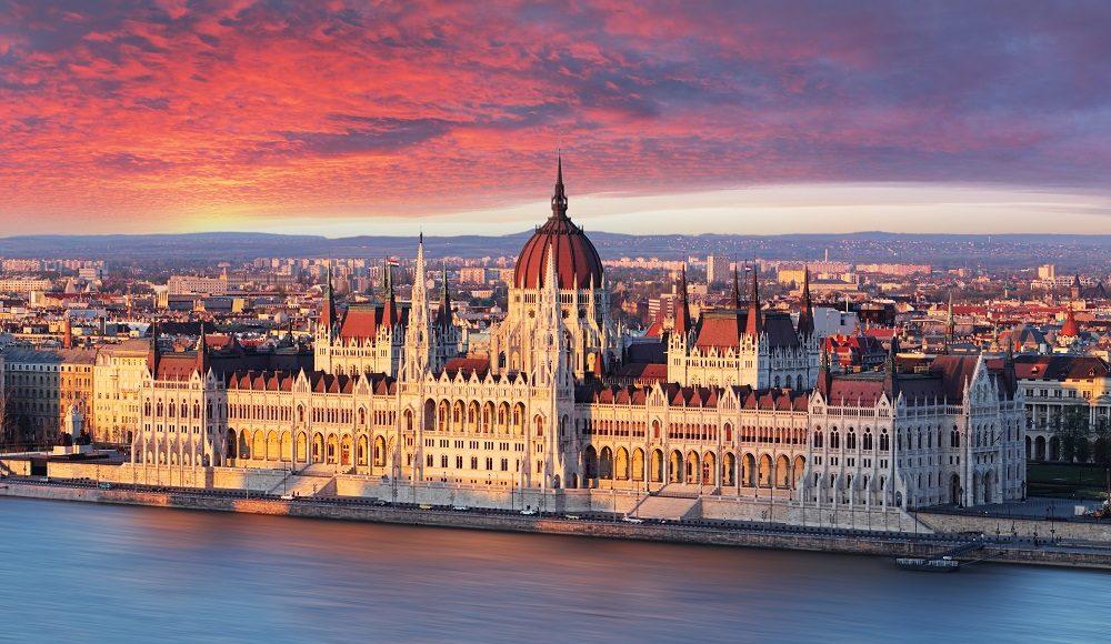 El Parlamento de Budapest