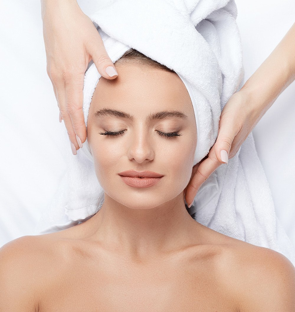 La flacidez facial