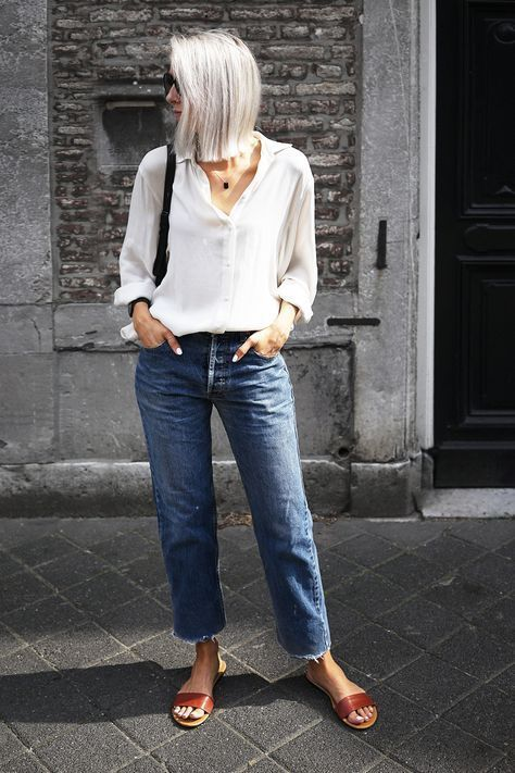 jeans amplios