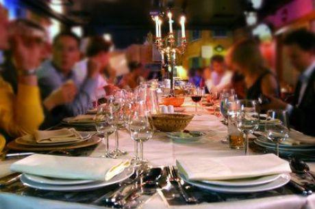 Cenas en las fiestas navideñas