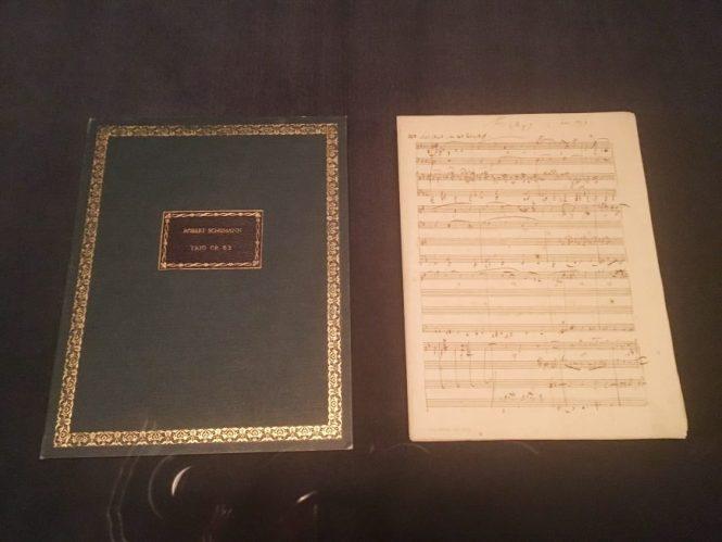 Robert Schumanns op. 63