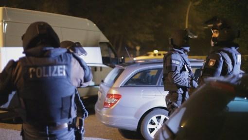 ZDF.reportage <br> Bis zum Morgengrauen. Menschen der Nacht.