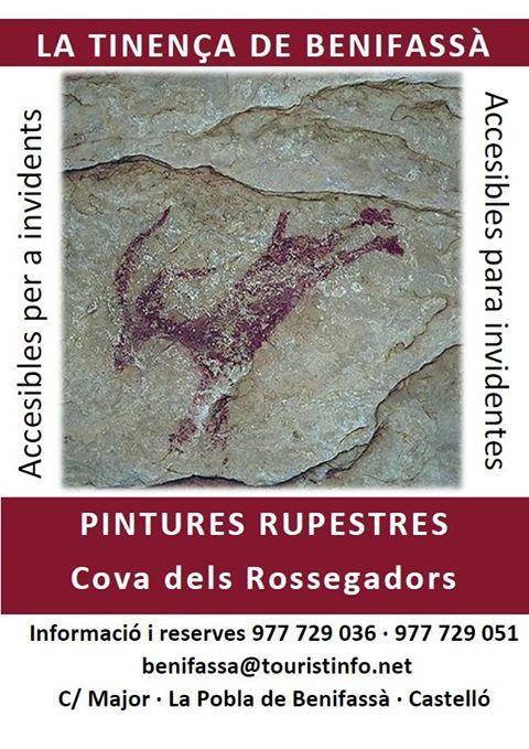 pintures rupestres cova rossegadors