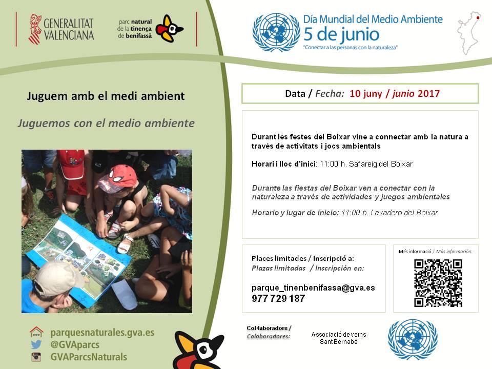 Dia Mundial del Medi Ambient el boixar
