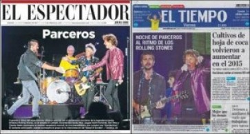 juanes the rolling stones