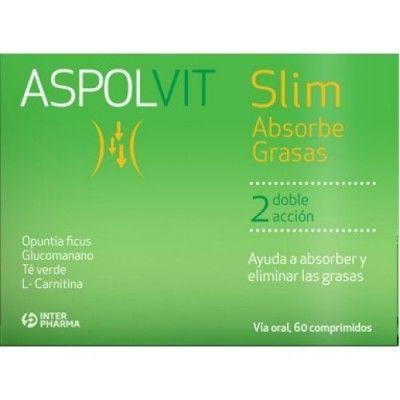 Aspolvit: absorve grasas