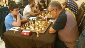 II Open internacional Sub 2200 Diputación de Málaga