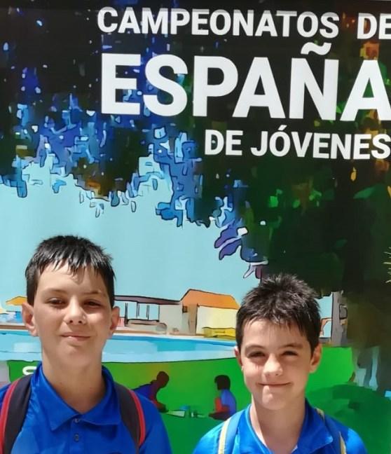 Comienza el campeonato de España sub12 en Salobreña