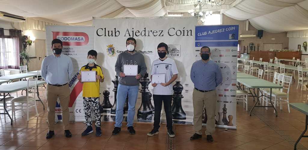 """I Open Internacional de Ajedrez """"Ciudad de Coín"""""""