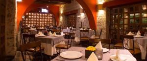 Las instalaciones de El Caserío Restaurante Bar