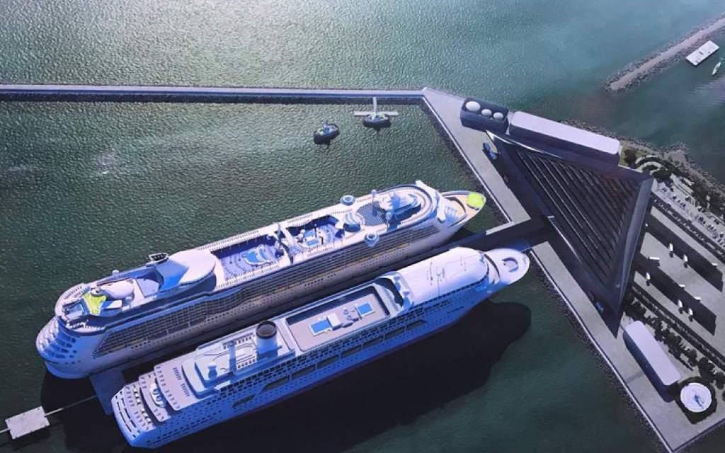 Panamá busca un operador para la nueva terminal de cruceros