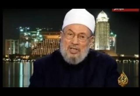 فيديو  الأتجاه المعاكس -الدين والعلمانية- الشيخ يوسف القرضاوي