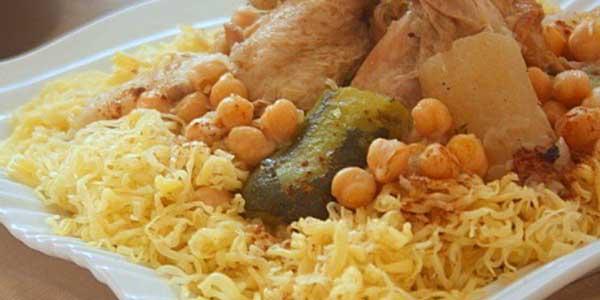طبخ جزائري .. طريقة عمل الرشدة الجزائرية