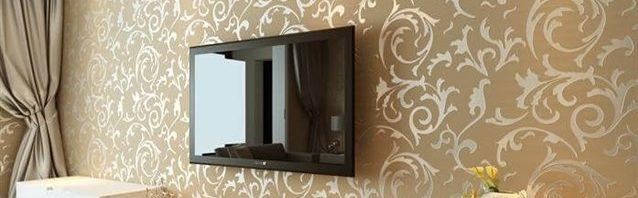 ديكور .. ما هي عيوب ورق الجدران .. الشبكة نت