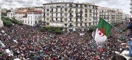 مسيرات سلمية حاشدة للجمعة الرابعة بالعاصمة و ولايات الوطن للمطالبة بالتغيير