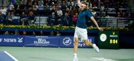 """رياة عالمية .. السويسري روجيه فيدرير يحقق حلم """"اللقب المئة"""" في مسيرته الاحترافية في التنس"""