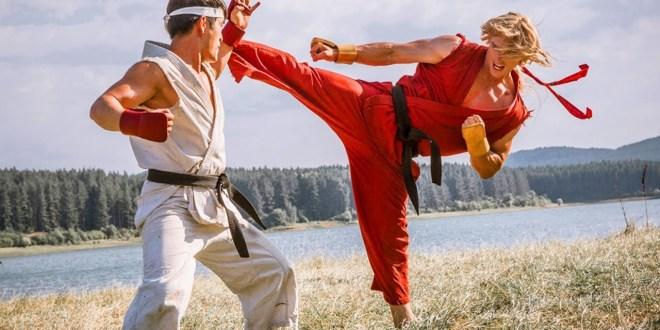 افلام الشبكة ..  FILM Street Fighter بنسخته الفرنسية … الشبكة نت