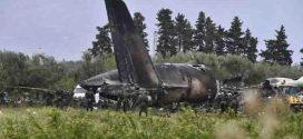 اخبار عاجلة .. سقوط طائرة تدريبية عسكرية بوهران اودت لوفاة طالب