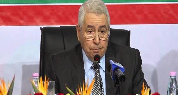 اخبار عاجلة  بن صالح رئيسا للدولة لمدة 90 يوما و أحزاب المعارضة تقاطع جلسة البرلمان