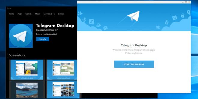برامج الانترنت .. تحميل برنامج تيليجرام للكمبيوتر Telegram Computer