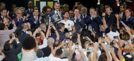 رياضة .. ريال مدريد يختم موسمه بخسارة والسيتي يهزم واتفورد ويحقق ثلاثية إنجلترا لأول مرة في التاريخ