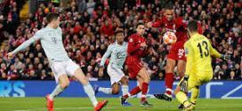 نهائي دوري ابطال اوروبا .. ملخص مباراة ليفربول 2  توتنهام 0 وتألق محمد صلاح .