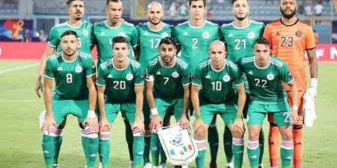 ملخص مباراة الجزائر 1 والسنغال 0   … الشبكة نت