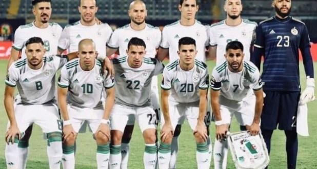كأس أمم إفريقيا 2019  الجزائر 1  السنغال 0  الجزائر تحافظ على علو كعبها وتتأهل إلى الدور الثاني