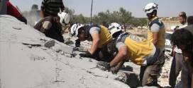 الأمم المتحدة: مقتل ألف مدني شمال غربي سورية منذ نهاية أبريل