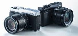 تكنولوجيا ..  فوجي تطلق كاميرا جديدة بمظهر كلاسيكي وتقنيات متطورة..