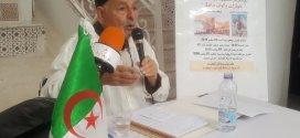 بمناسبة الذكري 65 لانطلاع الثورة التحريرية المباركة ندوة تاريخية للشيخ محمد حرزلي