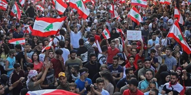 تواصل الاحتجاجات في لبنان لليوم الـ22 على التوالي