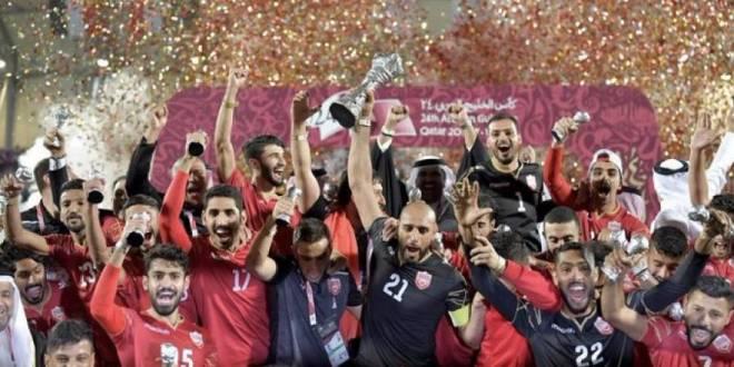 رياضة عربية .. بعد 49 عاماً.. البحرين بطلاً لكأس الخليج