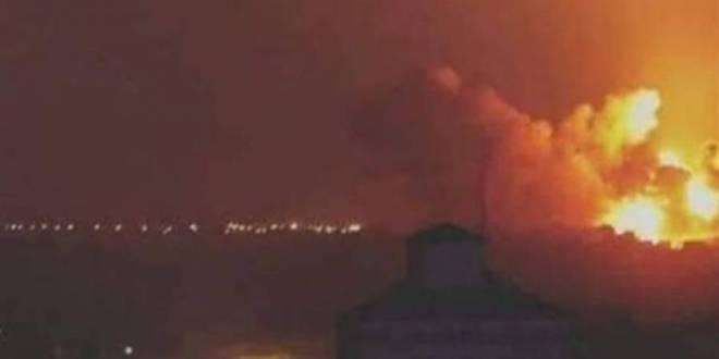 """عاجلا .. قصف إيران لـ""""عين الأسد"""" التي تضم قوات أمريكية بالعراق وخسائر مادية"""